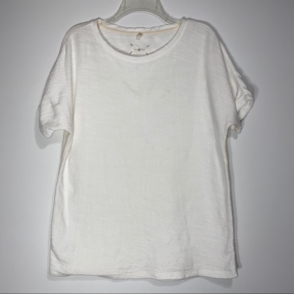 Lou & Grey Tops - Lou & Grey White Top-M/L
